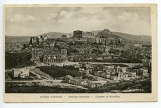 Theater of Herodes