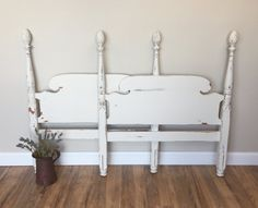 Antique Pineapple Poster Bed Frame With Rails I Want A