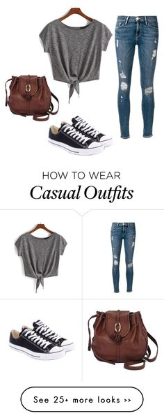 """Casual"" by heysamara on Polyvore"