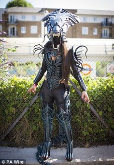 & Alien Xenomorph Costume | Xenomorph costume Xenomorph and Aliens