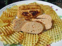 Chorizos de pollo o pavo cocina tradicional