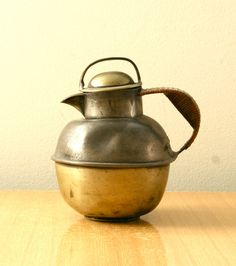 Art Deco Teapot.