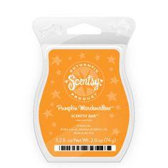 Pumpkin Marshmallow.  Love love love this scent