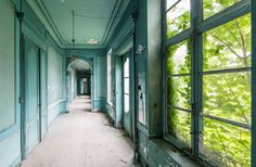 Photographer Travels Thousands Of Kilometers Looking For Abandoned Places In Europe | Bored Panda
