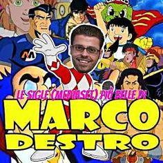 MARCO DESTRO: ecco le sigle più belle! Marco Destro: una voce molto particolare nel panorama delle sigle Mediaset degli anni '90. Era solo un ragazzino e poteva quindi permettersi degli acuti spaventosi, e gli affidavano canzoni all'altez #tv #cartoon #sigle #telefilm #anni'90