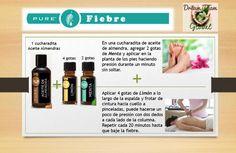 Fiebre  Aceites Esenciales PURE de Melaleuca