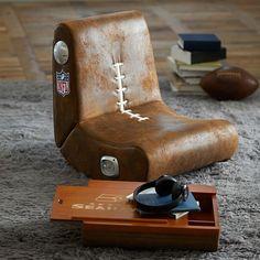 NFL Mini Rocker Speaker Chair | PBteen