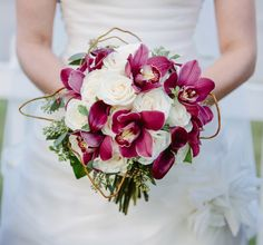 35 Ideas for Your Bridal Bouquet