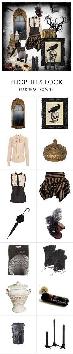 """""""I was never really insane except upon occasions when my heart was touched."""" by morbid-octobur ❤ liked on Polyvore featuring TEN, Retrò, Vivienne Westwood Red Label, Kelly Ewing, Mimco, Topshop, Wet Seal, CO, philosophy and vintage"""