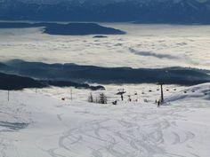 Gerlitzen: sípálya a felhők fölött Advent, Snow, Outdoor, Villach, Winter Vacations, Outdoors, Outdoor Games, The Great Outdoors, Eyes