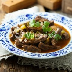Beef, Treats, Food, Red Peppers, Meat, Sweet Like Candy, Goodies, Essen, Meals