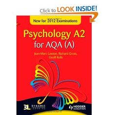 Psychology A2 for AQA (A): Amazon.co.uk: search sleepwalking