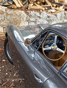 The Car! 250 GT Lusso...