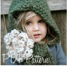 Tejer PATTERN-The Harper campana (niño, niño, tallas de adultos)