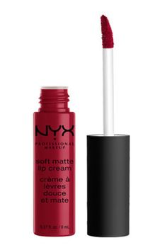 BURGUNDY: NYX Soft Matte Lip Cream in Monte Carlo - GoodHousekeeping.com