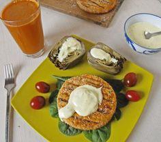 Menú Sin Gluten y Sin Harinas Nº3
