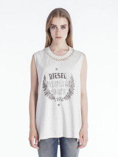 DIESEL|T's & Tops