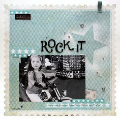 rock it layout by utes-scrapblog