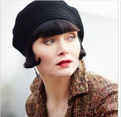 Nathan Page as Jack Robinson and Essie Davis as Phryne Fisher ...