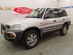 Japanese vehicles to the world: 1996 Toyota RAV4 J V 4WD for Tanzania to Dar es sa...