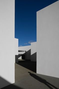 Aires Mateus | High Scholl in Abrantes, Portugal © Fernando Guerra, FG+SG Architectural Photography