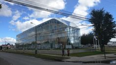 Edificio Enap Arquitectura sustentable Punta Arenas Chile Chile, Deco, Building, Travel, Sustainable Architecture, Sands, Buildings, Decor, Viajes