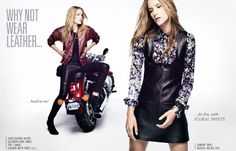 leather neiman marcus2 800x514 Dorothea Barth Jorgensen Wears Leather for Neiman Marcus Trendbook by Wendy Hope