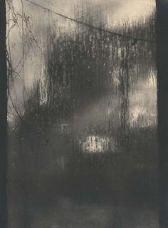 Josef Sudek 1896-1976 From the Window of my Atelier; Prague 1954