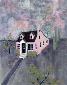 home sweet home. illustration by Deanna Staffo