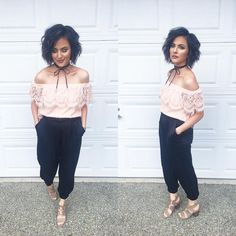 """505 Likes, 11 Comments - Nicole Huntsman (@nicole_huntsman) on Instagram: """"It's Friday, but Sunday is coming! Rockin one of my favorite bell sleeve tops from @forever21 ❣️…"""""""