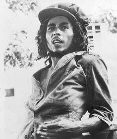Bob Marley! 'cause every little thing is gonna be alright!