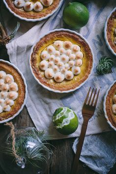 Key Lime Tartlets | Adventures in Cooking | Flickr - Photo Sharing!