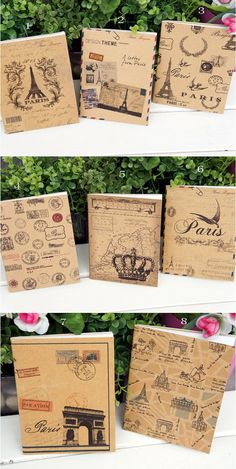 jolis carnets - Paris