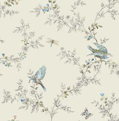 Colours Heligan Cream Wallpaper   Departments   DIY at B&Q