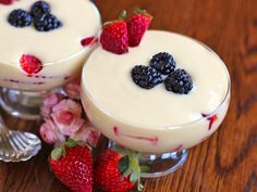 Homemade Vanilla Pudding -- use full fat whole milk, cream or half/half for LCHF. I'd probably switch out corn starch for tapioca or arrowroot starch as well.