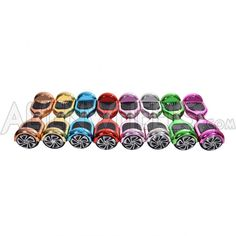 Gold, Silver, Red, Blue, Pink, Orange, Green, Purple Smart Balance Board