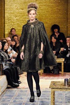Chanel pre fall 2011 collection. See more: #ChanelAtFip, #FashionInPics