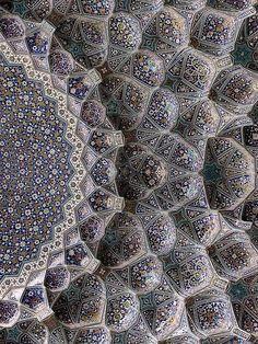 Shah Mosque, Isfahan, Iran, 1628 #islamicarchitecture