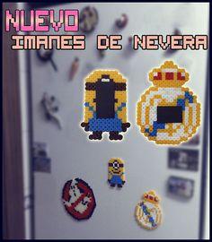 NOVEDAD: IMANES DE NEVERA HAMA BEADS