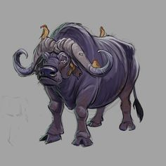 The Legend of Tembo - Here are some concept paintings and character designs I created during the Development of The Legend of Tembo - The Art of Aaron Blaise