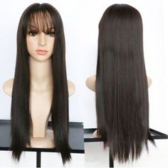 GET $50 NOW | Join RoseGal: Get YOUR $50 NOW!http://www.rosegal.com/synthetic-wigs/long-full-bang-straight-synthetic-865588.html?seid=2275071rg865588