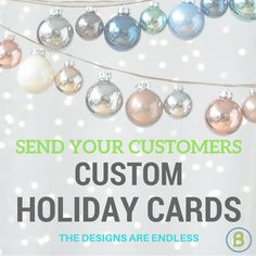 The holidays are right around the corner! We can design, print, and mail customized cards to your customers - contact us today for more details!  #creative #design #graphicdesign #brandmarketing #creativedesign #sales #marketing #smallbusiness #entrepreneurs #brandbuilding #holiday #holidayparty #womenentrepreneurs #officeparty #holidaycards #brandmarketer #graphicdesigner #bobella