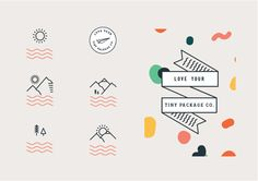 Tiny Package Co. on Behance