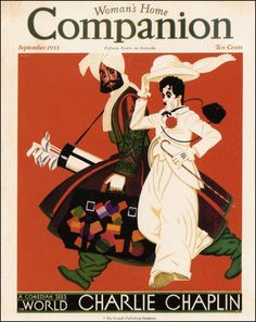 Woman's Home Companion, September 1933.  Cover designed by William Welsh.