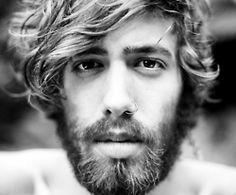 lovely beardy man