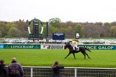 Hippodrome de Longchamp (Longchamp Racetrack)
