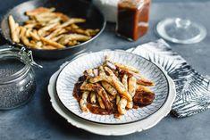 Sufnudli párolt káposztával / lekvárral   Lila füge What To Cook, Shrimp, Bacon, Meat, Cooking, Recipes, Lilac, Kitchen, Recipies