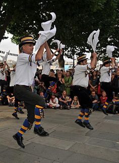 Hammersmith Morris Men by Urban 75