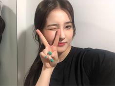 Korean Beauty Girls, Beauty Full Girl, Korean Girl, Asian Girl, Nancy Jewel Mcdonie, Nancy Momoland, Kpop Girl Groups, Kpop Girls, Cute Marshmallows