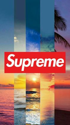 Hd Supreme Wallpaper Iphone Wallpaper Stock